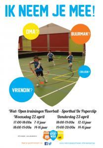 Open Sportweektrainingen Leidsche Rijn